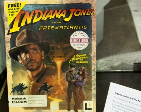 Indiana Jones e il destino di Atlantide