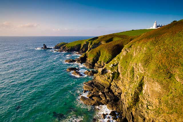 South West Coast Path Regno Unito