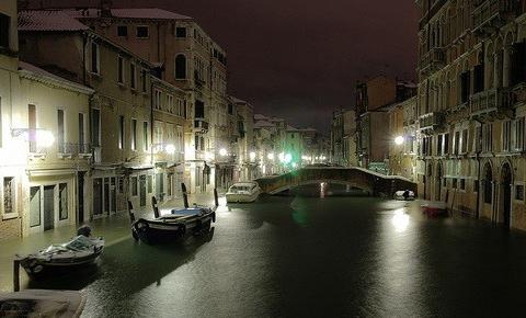 il futuro di venezia