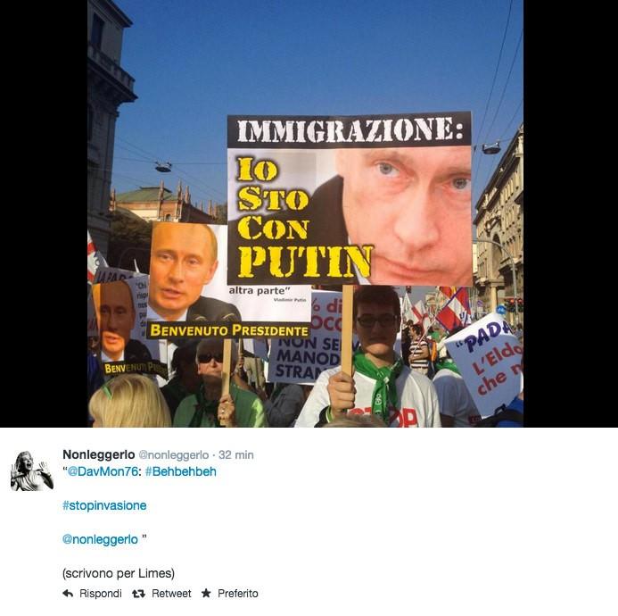 #StopInvasione: social top 10 clandestina