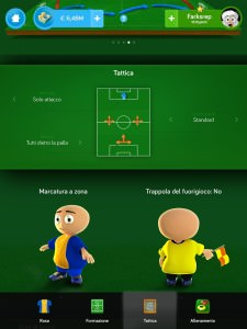 trucchi di online soccer manager