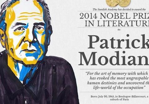 Patrick Modiano premio Nobel 2014