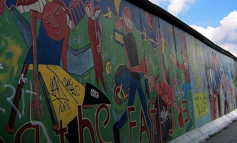 Tour del Muro - East side Gallery