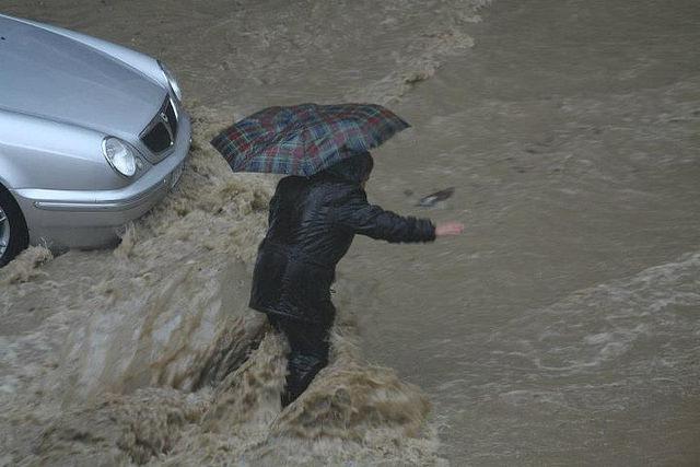 inondazioni a genova