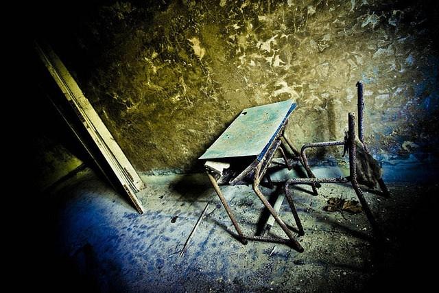 Class enemy una scuola smontata e ricostruita