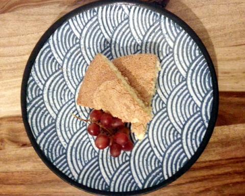 torta biscotto di savoia senza burro e glutine