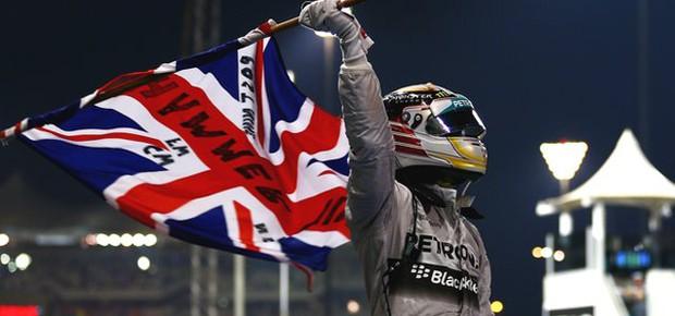 F1 2014 Abu Dhabi: Hamilton campione del mondo