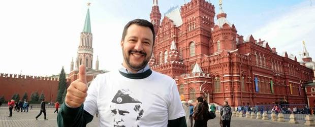 Matteo Salvini amico di tutti: social top 10