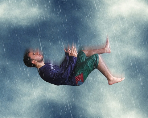 cose da fare quando piove