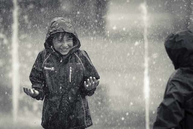 25 cose da fare quando piove