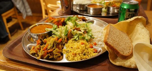 top 5 ristoranti vegetariani londra dove mangiare cibo