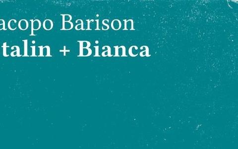 intervista a Iacopo Barison sul libro stalin + bianca