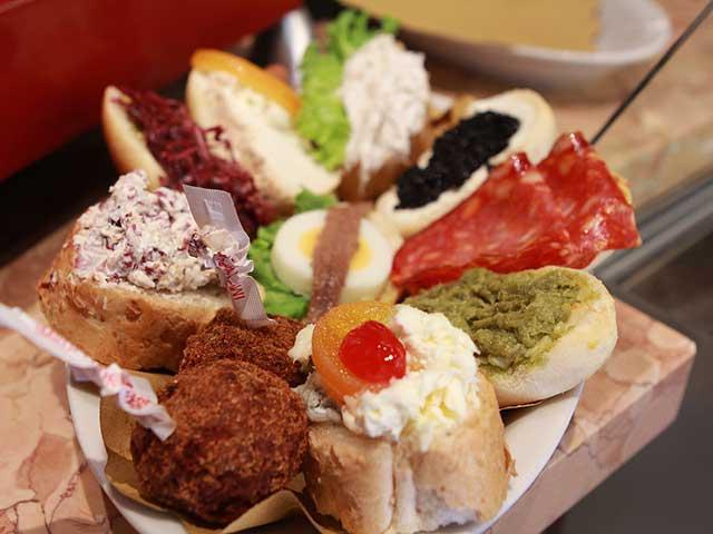 Street food Verona ristorante El bacarin