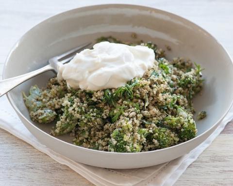 come si cucina la quinoa