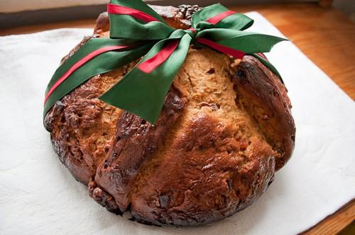 il pane di Natale greco