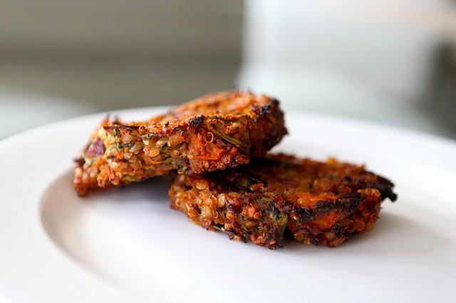 Ricetta crocchette di quinoa e patate