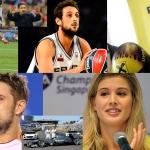 I migliori 10 sportivi del 2014