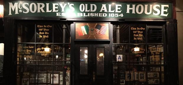 Pub Manhattan McSorley