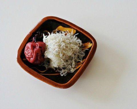 Umeboshi e natto nella cucina giapponese