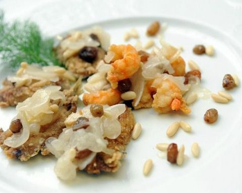 Come preparare il Saor veneziano di pesce o verdura