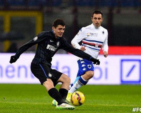 Coppa Italia Inter-Sampdoria