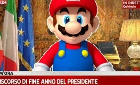 Mario for President
