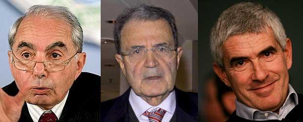 Toto Quirinale: 10 nomi per il Presidente della Repubblica