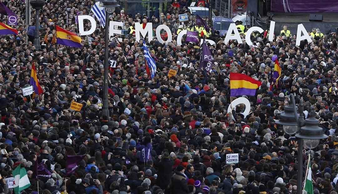 Podemos Spagna: chi sono e cosa dicono