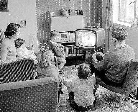 Serie TV la storia e dipendenza