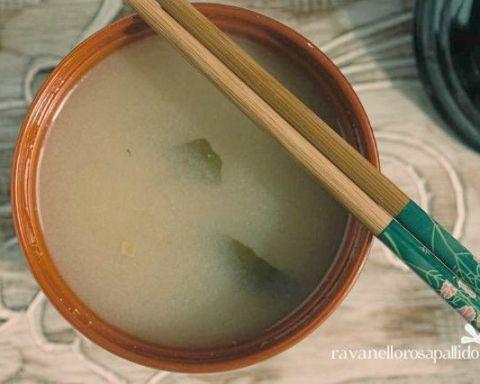 come fare una buona zuppa di miso