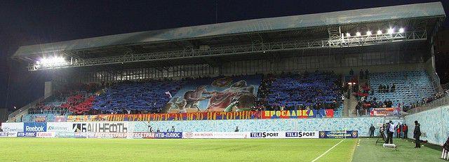 Dinamo-Mosca-Napoli
