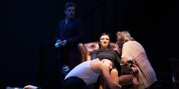 Il ritorno a casa Pinter Teatro Vascello