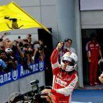 Motori Italia: Rossi, Vettel e la Ducati fanno sognare