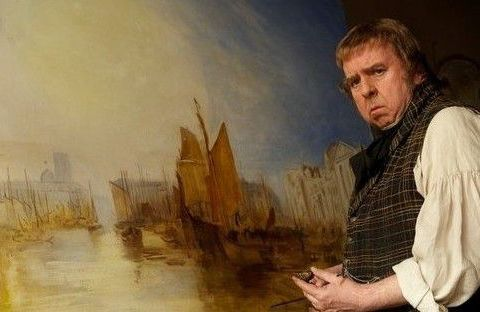 Mr Turner film di Mike Leigh