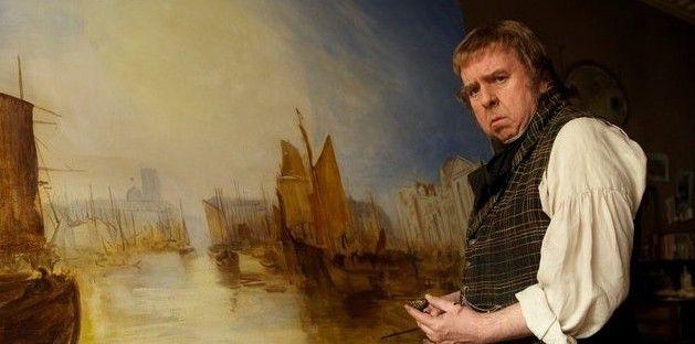 Mr Turner film di Mike Leigh