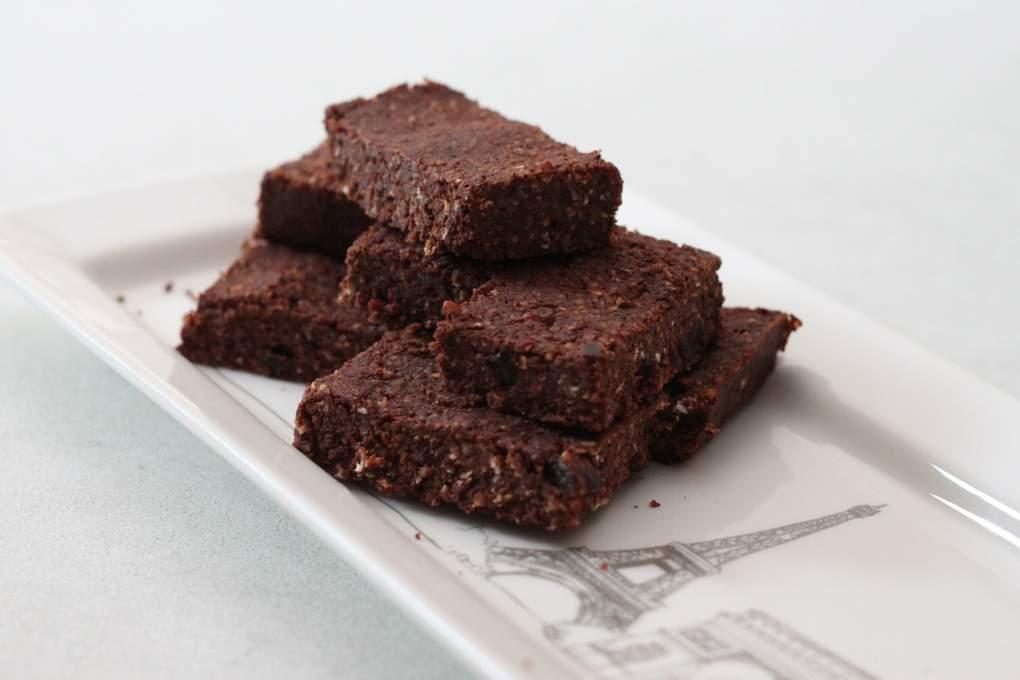 come fare i brownies raw
