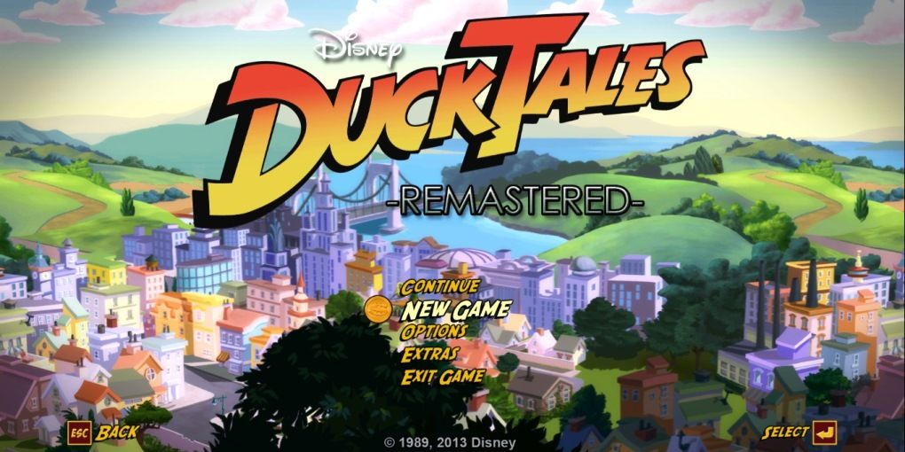 Paperi che tornano ducktales remastered
