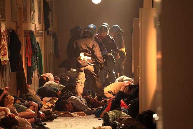G8 Genova 2001. Fu tortura