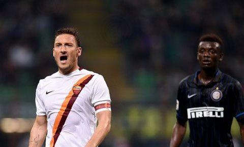 La Roma che si presenta a San Siro e perde contro l'Inter pare un po' esposizione universale.