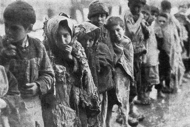 la storia del genocidio armeno