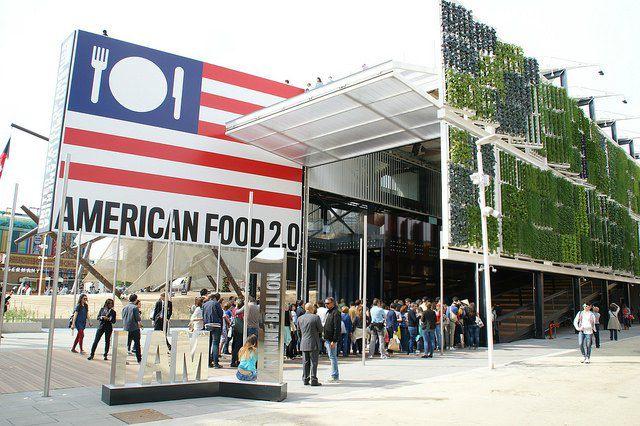 Padiglioni dove mangiare con 10 euro in Expo