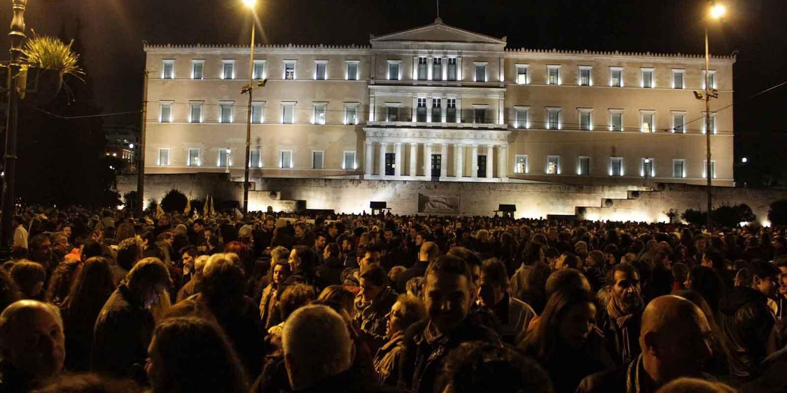 Scontro Grecia-Unione Europea: è finito un sogno?