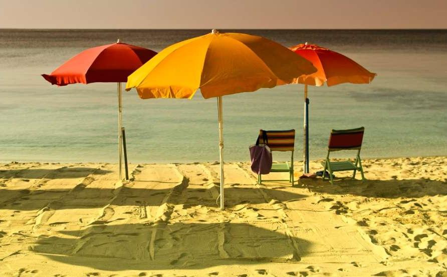 Fumetti sotto l'ombrellone