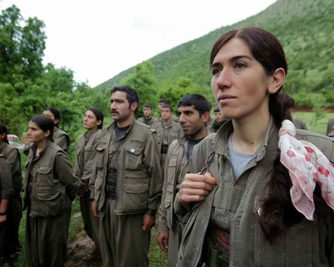 Turchia contro Kurdistan