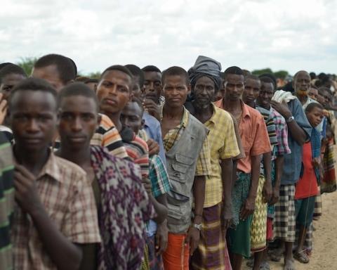 migranti in arrivo