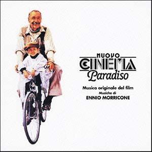 morricone e il cinema: colonna sonora nuovo cinema paradiso