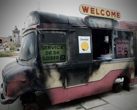 Parco divertimenti banksy