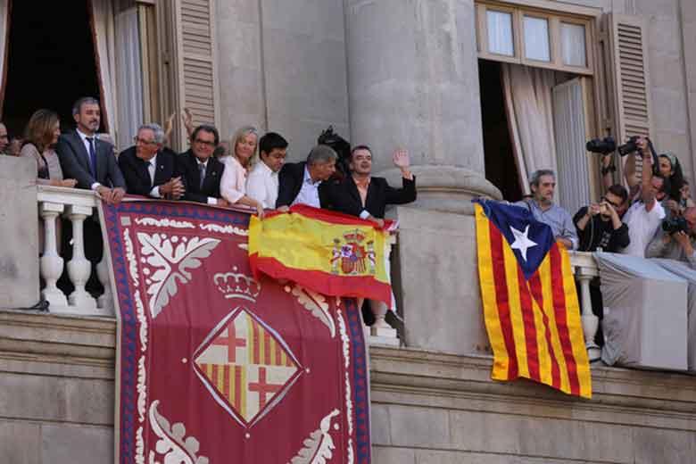 Elezioni regionali Catalogna 2015