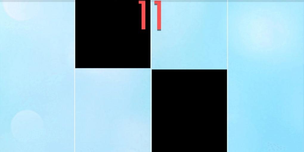 Don't tap the white tile 2