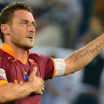 francesco totti capitano